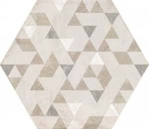 Equipe Urban Hexagon Forest Natural 29,2x25,4 cm